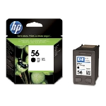HP C6656 originální cartridge 56 / PhotoSmart 7150, 7350 / 19 ml / Černá (C6656AE)