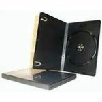 Slim BOX na 1*DVD / černý - 1ks