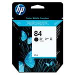 HP C5016 originální cartridge / DesignJet 10ps / 69 ml / Černá (C5016A)