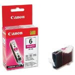 Canon BCI-6M originální cartridge / 15 ml / fialová (4707A002)