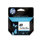 HP 51649 originální cartridge / deskjet 350c,cbi / 22 ml / Barevná (51649AE)