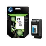 HP C1823 originální cartridge 23 / DeskJet 710c, 720c / 30ml / Barevná (C1823DE)