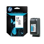 HP C6625 originální cartridge / DeskJet 840C, 843C / 15 ml / Barevná (C6625AE)