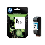 HP C6615 originální cartridge 15 / Deskjet 810C / 25 ml / Černá (C6615DE)