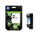 HP C51645 originální cartridge 45 / DeskJet 7xx,8xx,9xx / 42 ml / Černá (51645AE)