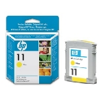 HP C4838 originální cartridge / HP Business Inkjet 225 / 29 ml / Žlutá (C4838AE)