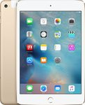 Apple iPad Mini 4 128GB WiFi Cellular Gold / 7.9/ 2048x1536 / Wi-Fi+LTE / 9h výdrž / 2x kamera / iOS9 / Zlatý (MK782FD/A)