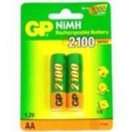 GP baterie / AA / NiMH 2100mAh / 2ks (1032212070)