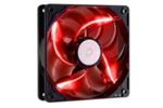 Cooler Master SickleFlow 120 LED Red / 120 mm / Sleeve Bearing / 19 dB @ 2000 RPM / 3-pin (R4-L2R-20AR-R1)