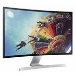 27 Samsung T27D590C Prohnutý Televizní monitor / VA / FullHD / 16:9 / 5ms / 3000:1 / 300cd-m2 / 2xHDMI +VGA / DVB-T/C (LT27D590CW/EN)