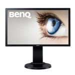 21.5 BENQ BL2205PT / LED / 1920 x 1080 / TN / 16:9 / 2ms / 12mil:1 / 250cd-m2 / VGA / DVI / DP / VESA / Černý (9H.LE9LA.TBE)