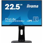 22.5 IIYAMA ProLite XUB2395WSU-B1 / IPS / 1920 x 1200 / 250cd-m2 / 4ms / 1000:1 / VGA / HDMI / DP / repro (XUB2395WSU-B1)