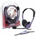 Genius headset HS-04S (sluchátka+mikrofon) (31710025100)
