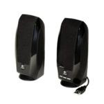 Logitech repro OEM S150/ 2.0/ 5W/ USB / Černé (980-000029)