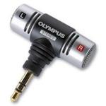 Olympus ME-51S Stereo mikrofon typu plug-in / černo-stříbrný (N1294626)