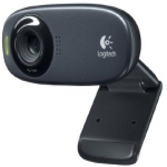 Logitech kamera WebCam C310 / Web kamera / Mikrofon (960-000637)