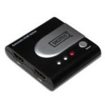 PremiumCord HDMI switch 2:1 / černý (8592220005160)