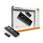 AverTV Volar HD Nano, USB, DVB-T, HDTV, antena, dálkové ovládání (61A867DV00AD)