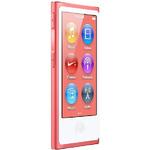 APPLE iPod nano 16GB / 7.generace / růžový (MD475HC/A)