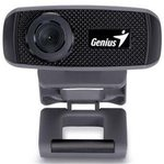 Genius FaceCam 1000X / Web kamera / 720P / USB 2.0 / UVS / mikrofon (32200016100)