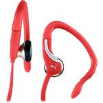 Puma Pro Perfomance Sport Bud sluchátka s mikrofonem / za ucho / Červená (ProPerfomanceSport-Red)