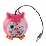 KitSound Mini Buddy Owl reproduktor / Jack 3,5 mm (KSMBOWL)