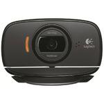 Logitech WebCam HD B525 / Web kamera / USB / Černá (960-000842)