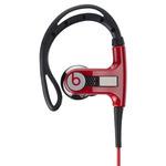 MONSTER PowerBeats by Dr.Dre / sluchátka pro aktivní sportovce / červená (MH BTS IE LJ RD CT EU)