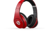 MONSTER Beats by Dr.Dre Studio / sluchátka / červená (MH BEATS PI red)