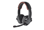 TRUST Sluchátka s mikrofonem GXT 340 7.1 Surround Gaming Headset (19116)