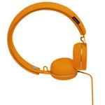 Urbanears HUMLAN Pumpkin / Sluchátka / 40mm uzavřené mušle / 20Hz-20kKz / 32 oHm / 100dB / 1,2m / Oranžová (04090127)