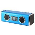 Technaxx MusicMan GIANT / Přenosný Stereo reproduktor / 4000 mAh / FM / USB + microSD / až 40h /