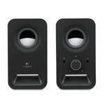 Logitech Speaker Z150 / Reproduktory / 2.0 / 10W / Černé (980-000814)