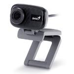 Genius FaceCam 321 / Web kamera / VGA rozlišení / USB 2.0 / manuální ostření / mikrofon (32200015100)