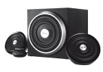 TRUST GXT 621 2.1 Power Sound Speaker Set / Reproduktory / 2.1 (19924)