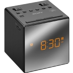 SONY radiobudík ICF-C1T / duální alarm / LCD displej / digitální FM, AM tuner / černá (ICFC1TB.CED)