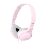 SONY MDR-ZX110 Uzavřená sluchátka na uši / růžová (MDRZX110P.AE)