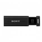 Sony Flash USB 3.0 Micro Vault Match / 8GB / 110MB.s / černý (USM8GQX)
