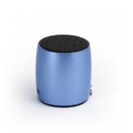Technaxx MusicMan BT-X12 / Přenosný Bluetooth reproduktor Nano / 300 mAh / modrý + selfie držák (4470)