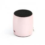 Technaxx MusicMan BT-X12 / Přenosný Bluetooth reproduktor Nano / 300 mAh / růžová + selfie drž