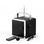 Technaxx MusicMan MAXI BT-X10 / Přenosný bluetooth reproduktor / 2600 mAh / černá (4459)