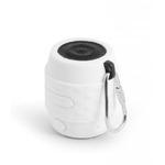 Technaxx MusicMan BT-X11 / Přenosný Bluetooth reproduktor Nano / voděodolný / 300 mAh / Bílá (4465)
