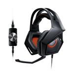 ASUS STRIX Pro / Herní sluchátka / 3.5mm jack + 1.2m kabel + 1.5m splitter / PC + Mac + Mobil + PS4 (90YH00B1-M8UA00)