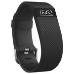 Fitbit Charge HR velikost L / Fitness / monitor tepové frekvence / Android / iOS / černá (FB405BKL-EU)