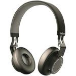 JABRA headset MOVE Wireless / Hi-Fi / Bluetooth / DSP s automatickou regulací hlasitosti / černá (100-96300000-60)