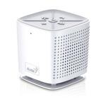GENIUS repro SP-920BT / přenosný reproduktor / Bluetooth 4.0/ dobíjecí/ mikrofon/ bílý (31731061101)