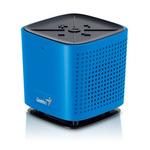 GENIUS repro SP-920BT / přenosný reproduktor / Bluetooth 4.0/ dobíjecí/ mikrofon/ modrý (31731061104)