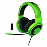 Razer Kraken Pro Green 2015 / herní sluchátka s mikrofonem / 3.5mm jack / zelená (RZ04-01380200-R3M1)