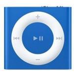APPLE iPod Shuffle / 2GB / MP3 přehrávač / modrý (MKME2HC/A)
