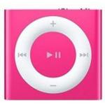 APPLE iPod Shuffle / 2GB / MP3 přehrávač / růžový (MKM72HC/A)